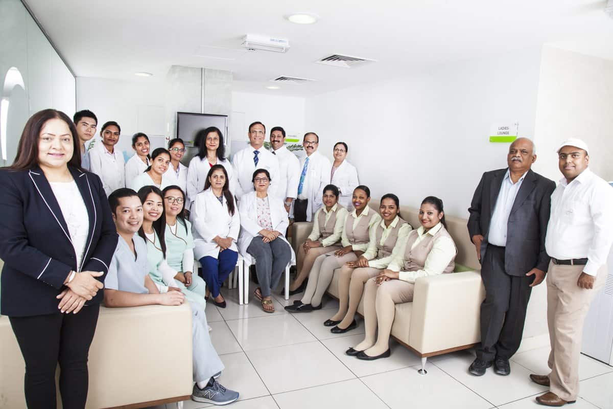 Panacea Medical & Wellness Centre Team - Medical Clinic in Dubai