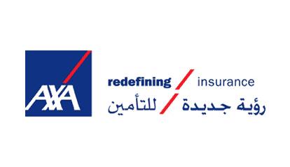 AXA GULF Logo