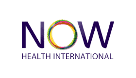 NOW HEALTH Logo