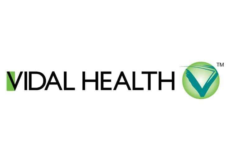 VIDAL HEALTH Logo