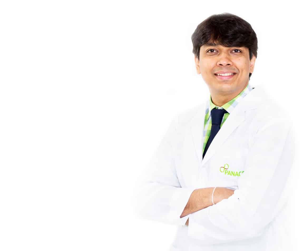 CEO, Dr. K.R. Menon
