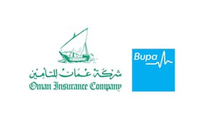 BUPA – (will be on the Insurance page) Logo